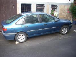 Renault Laguna/Vorderachsbruch