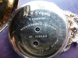 Repetier Taschenuhr Gold (10)