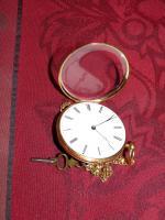 Repetier Taschenuhr Gold (7)