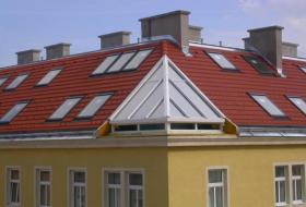 Repräsentative Traumwohnung, Blick über Wien