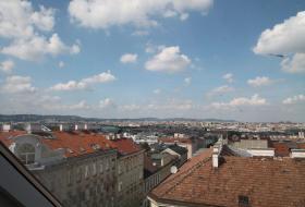 Foto 2 Repräsentative Traumwohnung, Blick über Wien