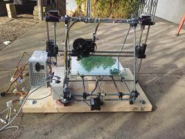 Reprap 3D Drucker Prusa Mendel