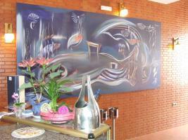 Restaurant in Spanien