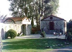 Restaurant nahe Sparta/Griechenland