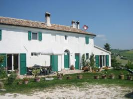 Restauriertes Bauernhaus mit Panoramablick in Meernähe (Adria)