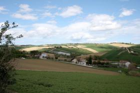 Foto 3 Restauriertes Bauernhaus mit Panoramablick in Meernähe (Adria)