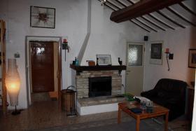 Foto 4 Restauriertes Bauernhaus mit Panoramablick in Meernähe (Adria)