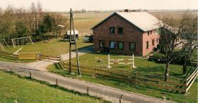 Resthof in Nordseenähe