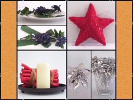 Foto 5 Restposten: Vasen, Gläser, Geschirr, Bastelmaterial, Deko , Kerzen