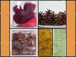 Foto 8 Restposten: Vasen, Gläser, Geschirr, Bastelmaterial, Deko , Kerzen