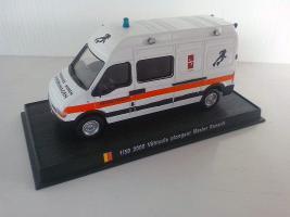 Rettungswagen Duikerswagen 2000