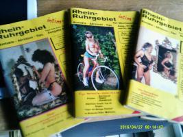 Rhein-Ruhrgebiet Intim Vintage Hefte aus den 80'' gern