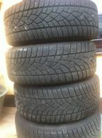 Foto 2 Rial Alufelgen mit Dunlop Winterbereifung zu verkaufen !