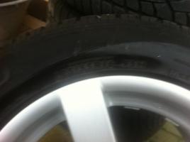 Foto 3 Rial Alufelgen mit Dunlop Winterbereifung zu verkaufen !