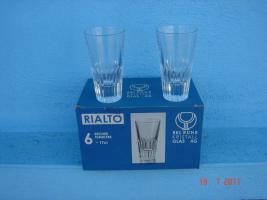 Rialto Kristal Gläser 17 cl