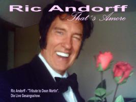Foto 3 Ric Andorff - ''Tribute to Dean Martin''. Die Live Gesangsshow.