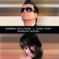 Robbie William Double +TakeThat CoverShow