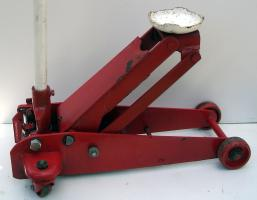 Robuster Profi Rangier Hydraulik Wagenheber