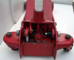 Foto 2 Robuster Profi Rangier Hydraulik Wagenheber