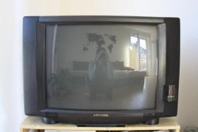 Röhrenfernseher von Grundig (68 cm Bilddiagonale)