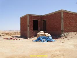 Rohbauvilla in Hurghada