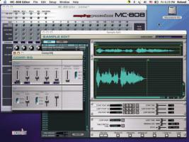 Foto 3 Roland MC 808 Sampling Groovebox Neu