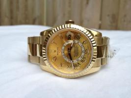 Foto 2 Rolex Sky Dweller Gold