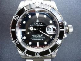 Foto 2 Rolex Submariner Date 16610