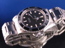 Rolex Submariner ETA Uhrwerk