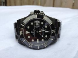 Rolex Submariner Pro Hunter Black on Black