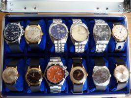 Rolex Uhren Sammlung