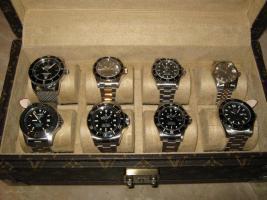Foto 4 Rolex Uhren Sammlung