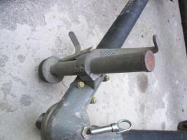 Foto 3 Roll Dolly für Kamera oder Fotostativ , Vinten, schwere Ausführung