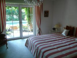 Foto 3 Romantikzimmer mit Terrasse und Swimmingpool