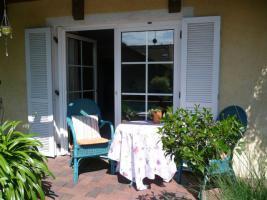 Foto 4 Romantikzimmer mit Terrasse und Swimmingpool