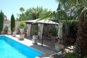 Romantische Finca mit Pool in Denia an der Costa Blanca