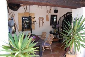 Foto 2 Romantische Finca mit Pool in Denia an der Costa Blanca