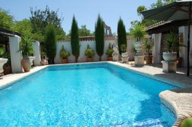 Foto 3 Romantische Finca mit Pool in Denia an der Costa Blanca