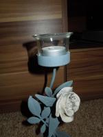 Foto 2 Romantischer Kerzenst�nder