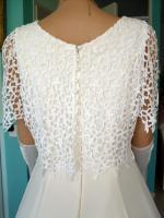 Foto 3 Romantisches Brautkleid in creme - Größe 40 –42 Neu & Sofort