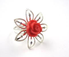Rosenblüten Ring