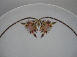 Rosenthal Romanze Orchidee Kuchenteller 19cm Frühstücksteller Neu