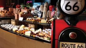Route 66 Buffet im Kempinski Hotel Airport München