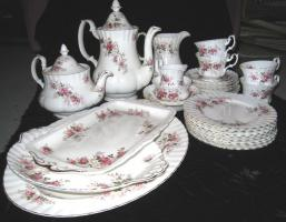 Royal Albert ''Lavender Rose'' sehr sch�nes 31-teiliges Set