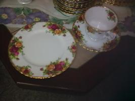 Foto 3 Royal Albert von Old Country Roses Engl. Geschirr