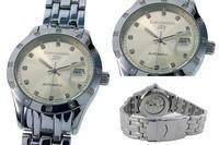 Royal Swiss Löwenstein-Uhr mit Diamantenbesatz