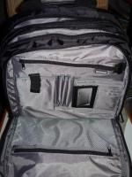 Rucksack, Laptoprucksack, Lenovo, Buisnessbackpack, schwarz