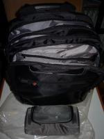 Foto 2 Rucksack, Laptoprucksack, Lenovo, Buisnessbackpack, schwarz