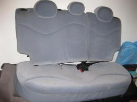 Rücksitzbank für Citroen C3