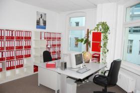 Ruhig gelegener Büroraum in der Bergmannstraße zu vermieten